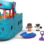 Thumbnail image for Fisher-Price Little People Travel Together Friend Ship for $15.39