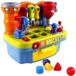 Thumbnail image for Musical Learning Tool Workbench Toy for $29.87 Shipped