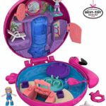 Thumbnail image for Polly Pocket Big Pocket World Flamingo Set for $9.99