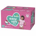 Thumbnail image for Pampers Easy Ups Pull On Training Underwear for $0.20 Each Shipped