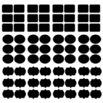 Thumbnail image for 108-Piece Chalkboard Label Set for $5.99