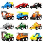 Thumbnail image for Construction Vehicles Pull Back Toy Set for $8.97