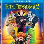 Thumbnail image for Hotel Transylvania 2 Movie on Blu-ray for $5