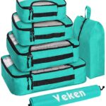 Thumbnail image for Set of 6 Travel Packing Cubes for $15.99