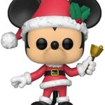 Thumbnail image for Funko Pop! Disney: Holiday Mickey Mouse for $6.94 + More