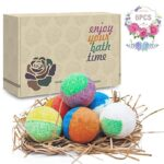 Thumbnail image for Organic Essential Oil Bath Bomb Set for $11.99