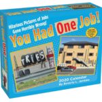 Thumbnail image for You Had One Job 2020 Daily Calendar for $10.72