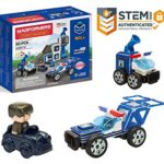 Thumbnail image for Magformers Amazing Police 50-Piece Set for $17.83