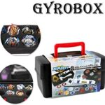 Thumbnail image for Professional Portable Waterproof Beyblade Carrying Case for $9.88 Shipped