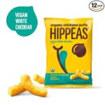 Thumbnail image for HIPPEAS Organic Chickpeas Vegan White Cheddar Puffs for $1.13 Each Shipped