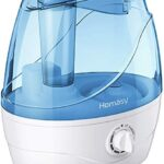 Thumbnail image for Cool Mist Quiet Ultrasonic Humidifier for $23.21