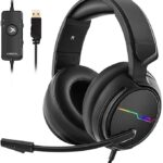 Thumbnail image for USP Pro Gaming Headset with Noise Cancelling Mic for $23.99