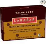 Thumbnail image for Larabar Peanut Butter Chocolate Chip Bars for $0.63 Each Shipped