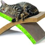 Thumbnail image for Easy Life Lounge Hammock and Cat Scratcher for $15.59