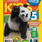 Thumbnail image for National Geographic Kids Magazine | 6-Month Subscription for $7