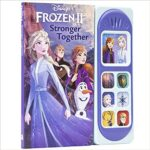 Thumbnail image for Disney Frozen 2 Little Sound Book for $8.36 Shipped
