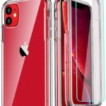 Thumbnail image for iPhone 11 Clear Hard Shockproof Case for $11.99
