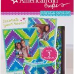 Thumbnail image for American Girl Crafts Perler Bead Kit for $6.97