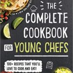 Thumbnail image for The Complete Cookbook for Young Chefs for $10.99