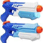 Thumbnail image for 2 Pack Water Squirt Gun Blasters for $16.99