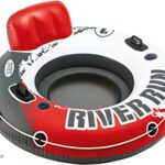 Thumbnail image for Intex Red River Run Inflatable Water Tube for $14.86