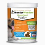 Thumbnail image for ThunderWunders Hemp Dog Calming Chews   60-ct for $17.01 Shipped