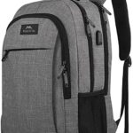 Thumbnail image for Water Resistant Anti-Theft Laptop Backpack for Travel or College for $29.99 Shipped