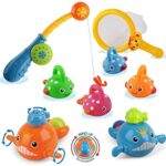 Thumbnail image for Toddler Fishing Game Set for Water for $18.04