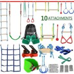 Thumbnail image for Ninja Warrior Obstacle Course for Kids for $184.99 Shipped