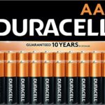 Thumbnail image for Duracell CopperTop AA Batteries | 24-pk for $11.56