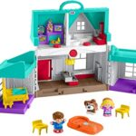 Thumbnail image for Fisher-Price Little People Big Helpers Home for $31.99 Shipped