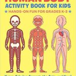 Thumbnail image for Human Body Activity Book for Kids for $5.39