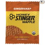 Thumbnail image for Honey Stinger Organic Waffle Gingersnap Sports Nutrition Cookies for $0.83 Each