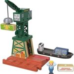 Thumbnail image for Thomas & Friends Wood Cranky at The Docks for $34.68 Shipped