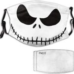 Thumbnail image for Halloween Adjustable Face Mask  with Filters for $3.99 Shipped