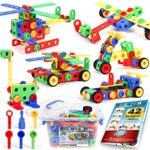 Thumbnail image for STEM 163 Piece Educational Toy Kit for $29.95 Shipped