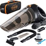 Thumbnail image for Portable High Power Car Vacuum Cleaner for $24.99 Shipped