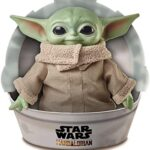 Thumbnail image for Star Wars 11-Inch Yoda from The Mandalorian for $17.49