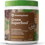 Thumbnail image for Amazing Grass Green Superfood Chocolate Powder for $12.61 Shipped