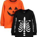 Thumbnail image for Carter's Toddler Halloween T-Shirt Pack for $13.99 Shipped