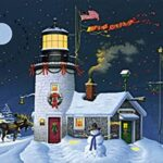 Thumbnail image for Charles Wysocki Take Out Window 300-Piece Christmas Puzzle for $8.97