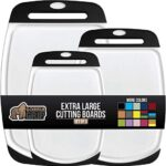Thumbnail image for Gorilla Grip Oversized Cutting Board Set for $19.99