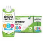Thumbnail image for Orgain Organic Nutritional Shakes | Sweet Vanilla Bean for $1.59 Each Shipped