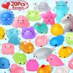 Thumbnail image for Mochi Animal Glitter Squishies 20-Piece Set for $10.59
