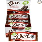 Thumbnail image for Dove 100 Calories Dark Chocolate Candy Bars for $0.52 Each