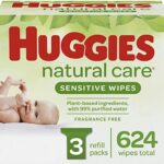 Thumbnail image for Huggies Natural Care Sensitive Baby Wipes for $0.02 Each Shipped