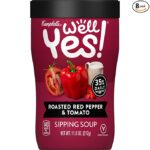 Thumbnail image for Campbell's Well Yes! Roasted Red Pepper & Tomato Sipping Soup for $1.18 Each Shipped