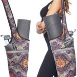 Thumbnail image for Yoga Mat Bag with Large Pockets for $18.95