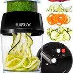 Thumbnail image for Vegetable Spiralizer Vegetable Slicer for $7.61