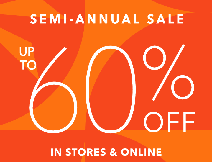 Save up to 60% during the Athleta Semi-Annual Sale